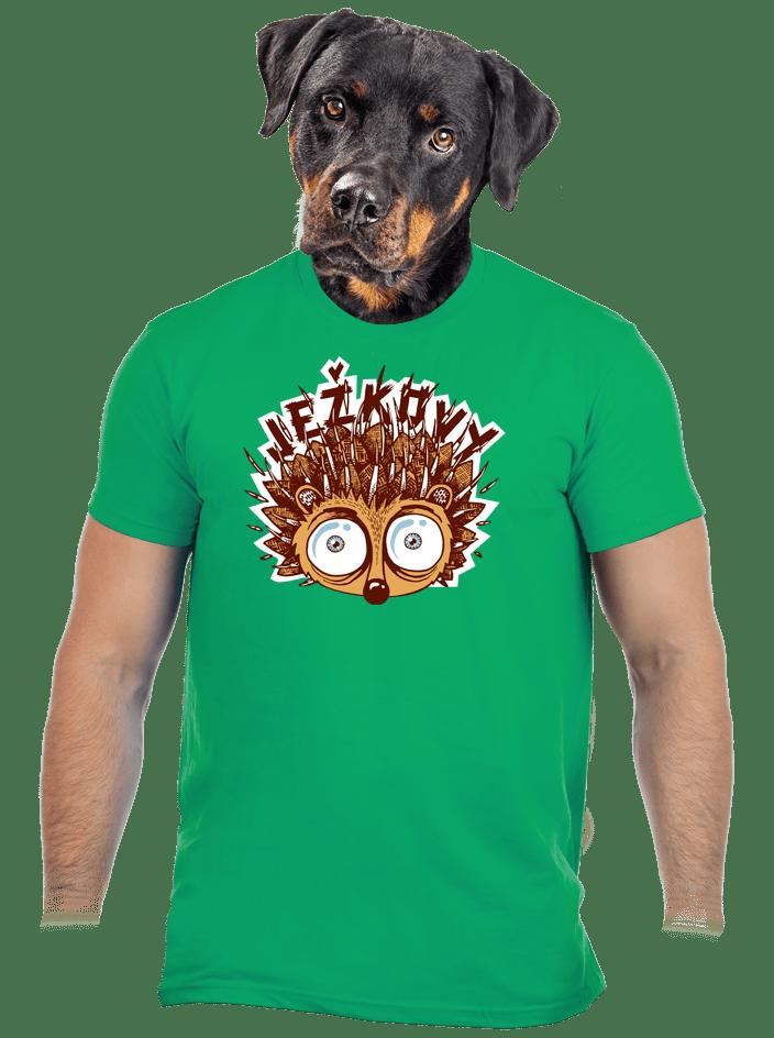 Ježkovy voči pánske tričko