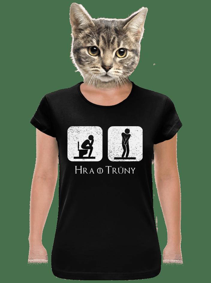 Hra o trůny dámske tričko