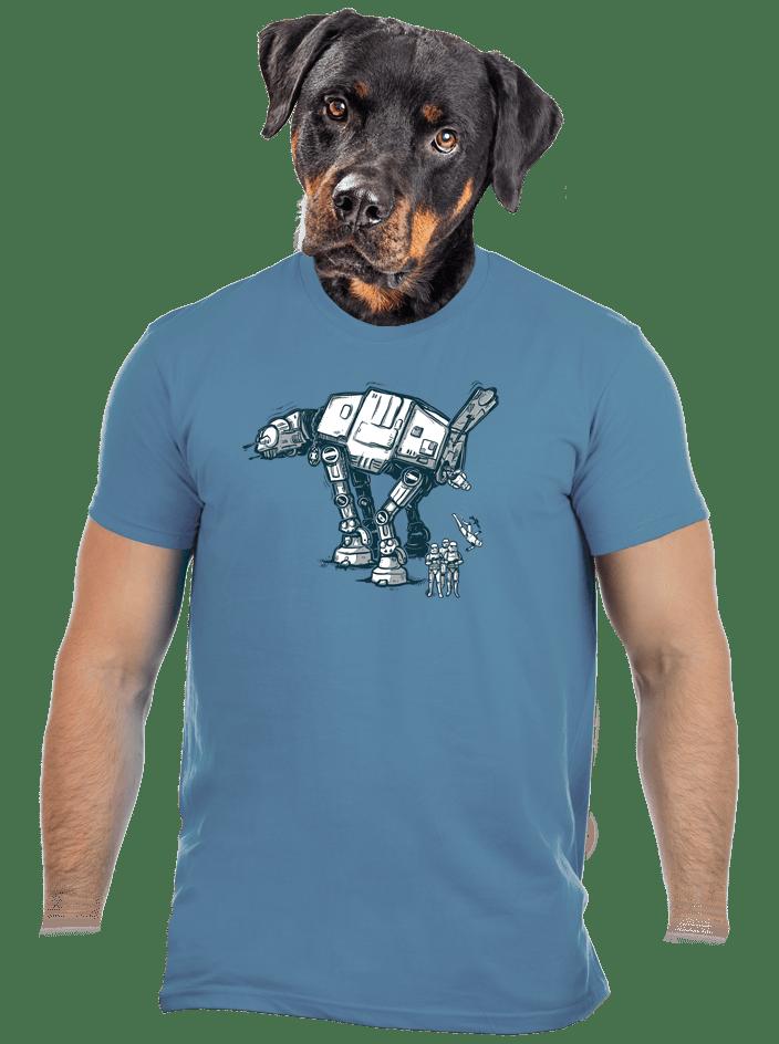 AT-AT pánske tričko