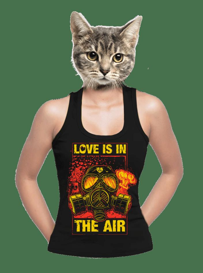 Love is in the Air dámske tielko
