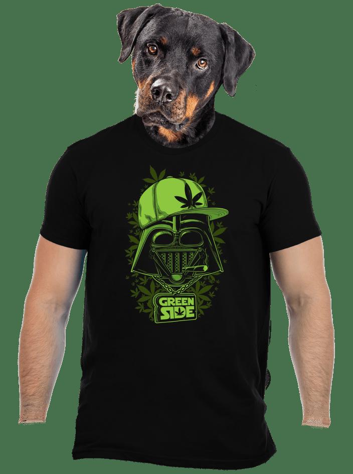Green Side pánske tričko