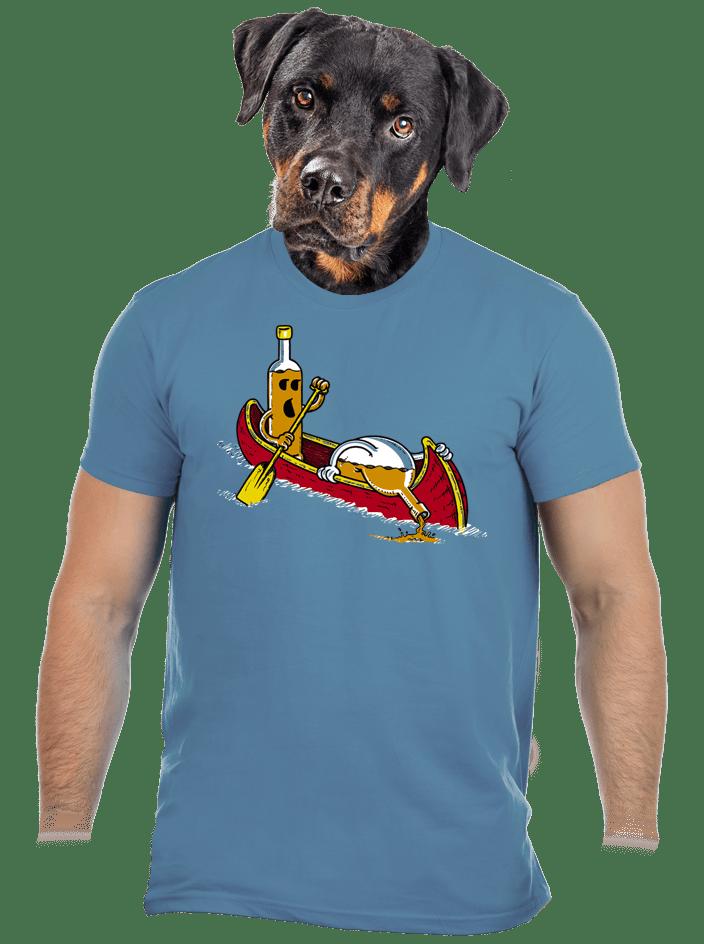 Rumáci pánske tričko
