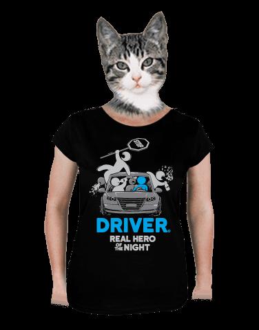 Driver dámske tričko klasik