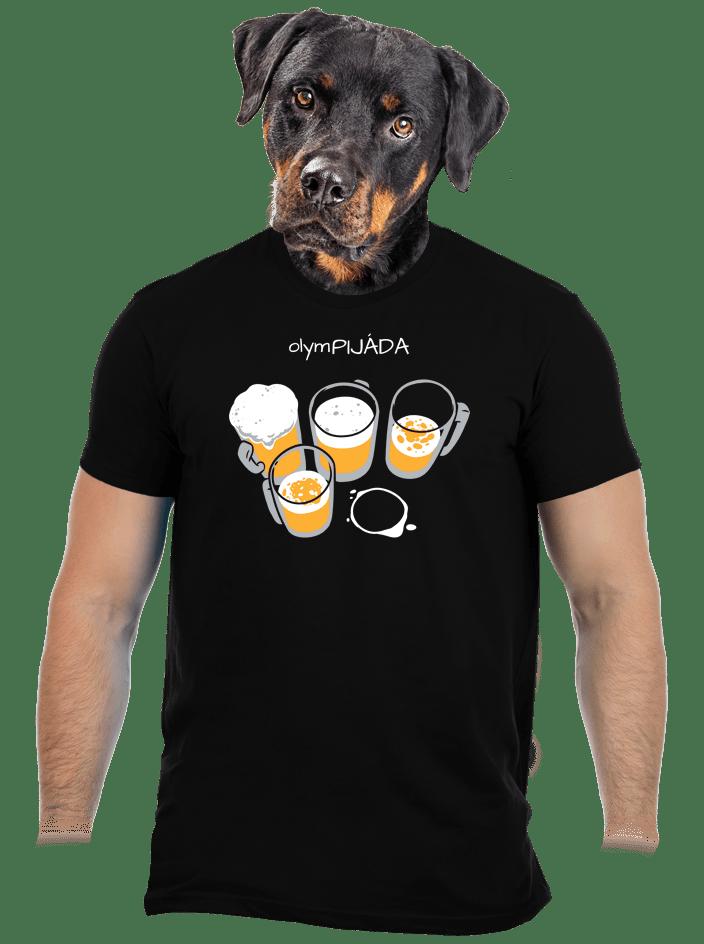 Pijáda pánske tričko