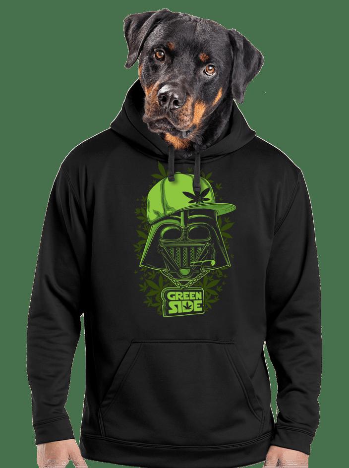 Green Side pánska mikina