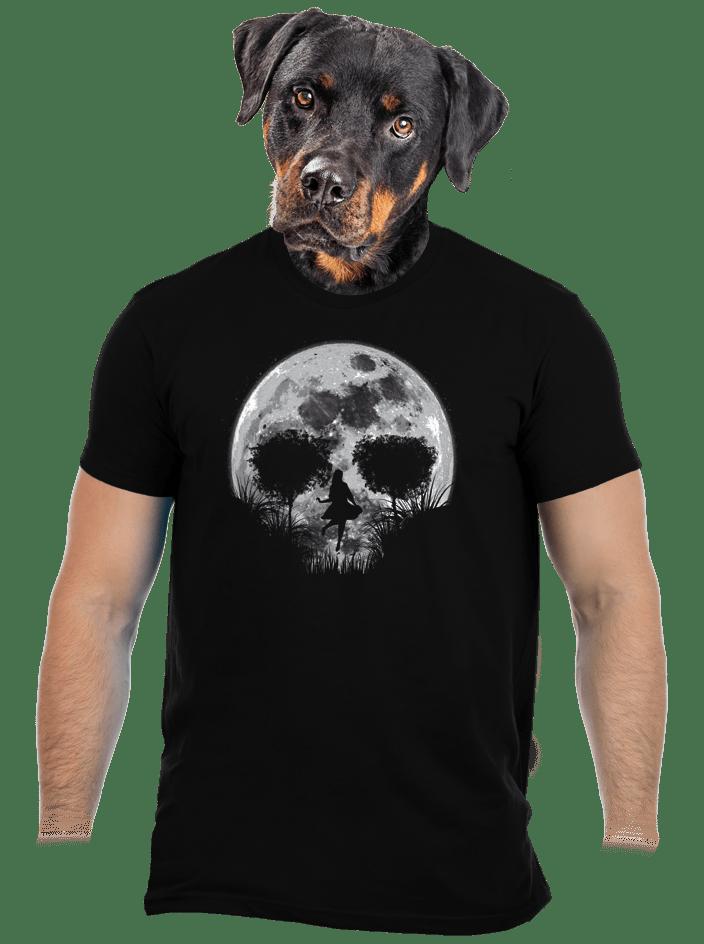Smrtiaci spln pánske tričko