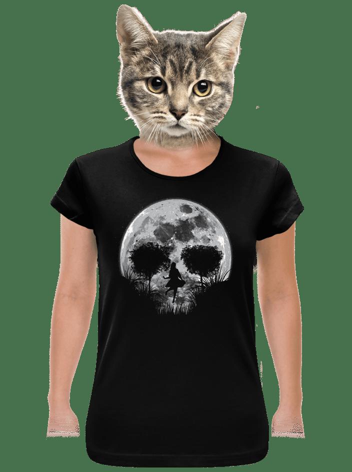 Smrtiaci spln dámske tričko