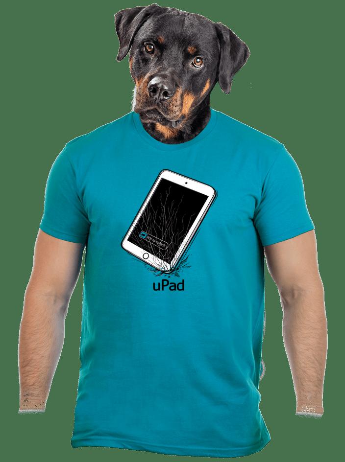 uPad pánske tričko