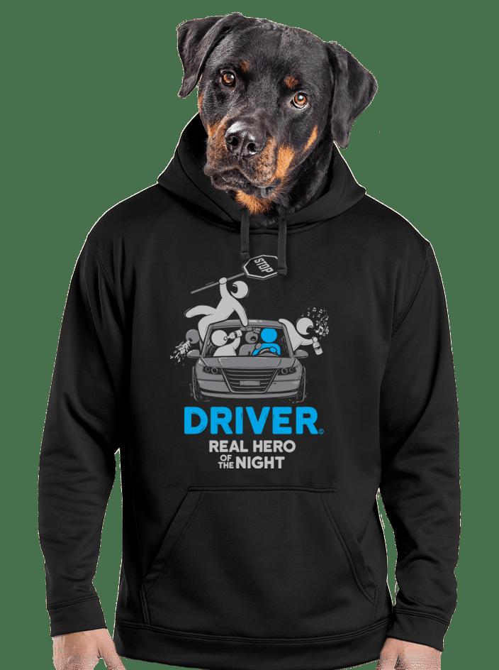 Driver pánska mikina