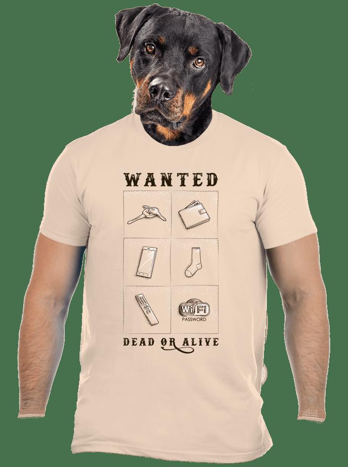Pátram po pánske tričko