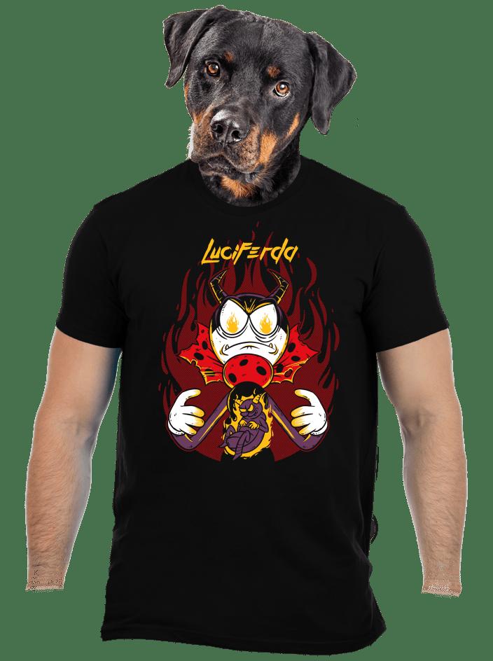 Luciferda pánske tričko