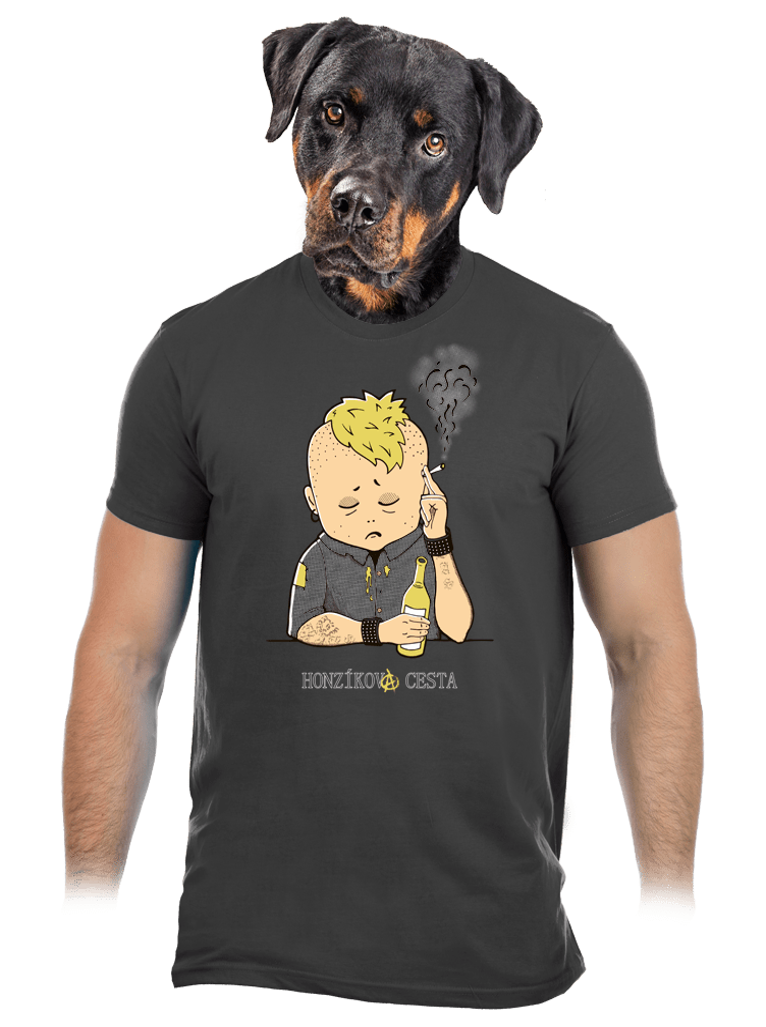 Honzíkova cesta pánske tričko