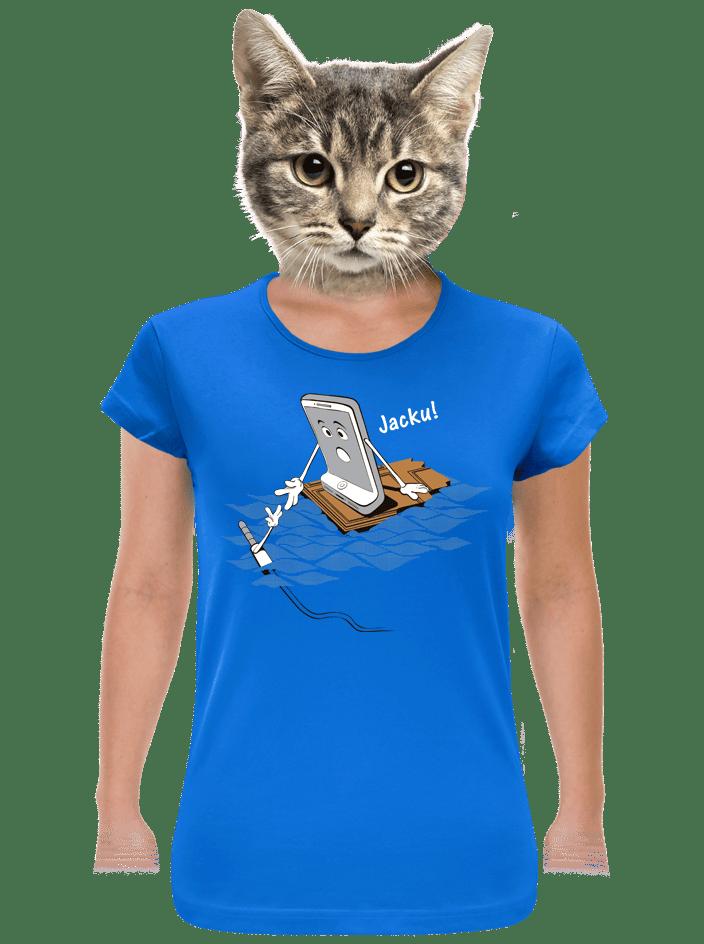 Jacku dámske tričko