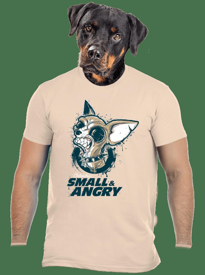 Čivava pánske tričko