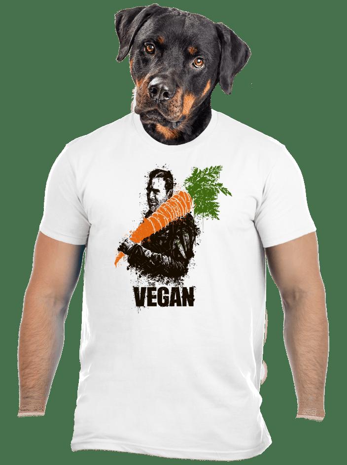 Vegan pánske tričko