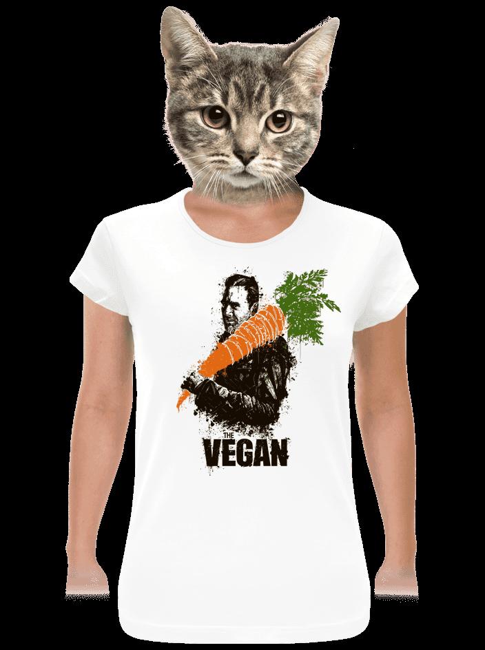 Vegan dámske tričko