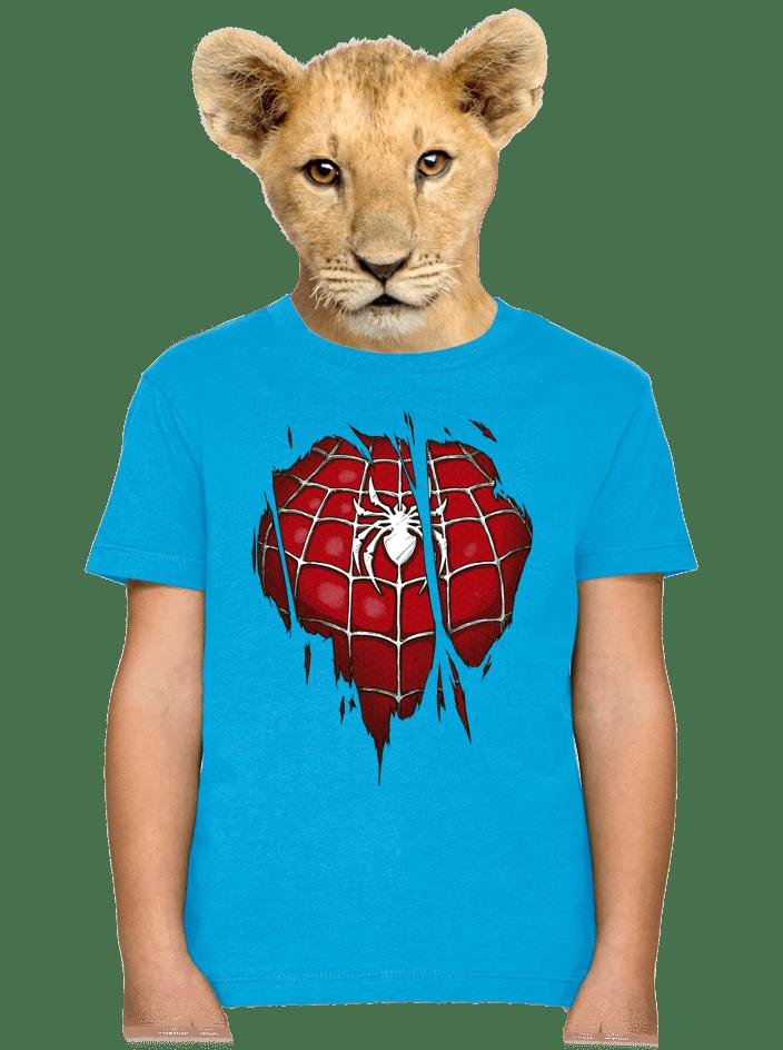 Spider Inside detské tričko