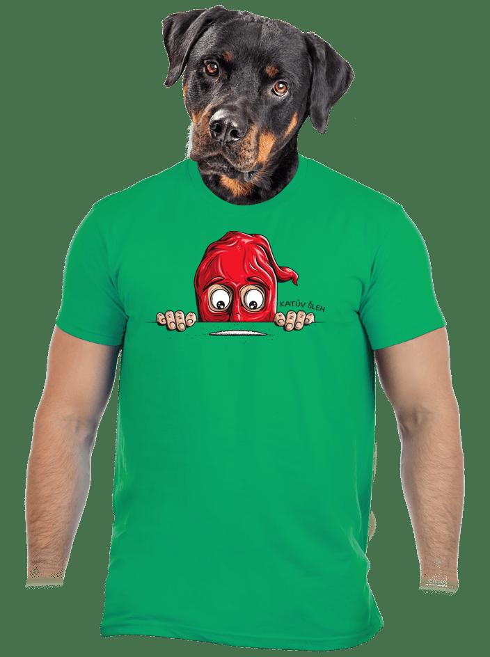 Katův šleh pánske tričko