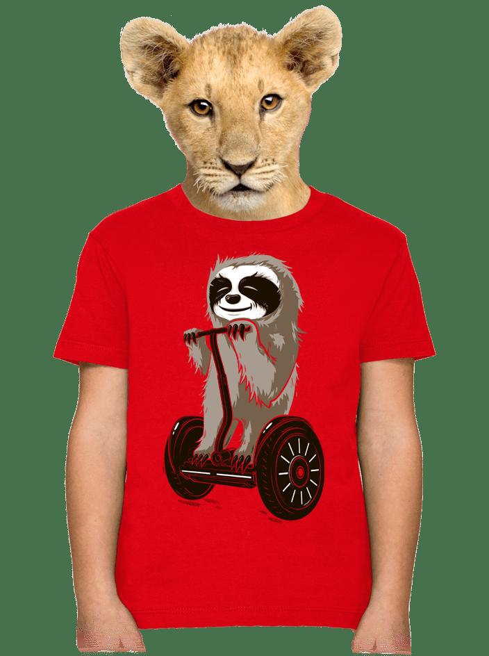 Leňoch detské tričko