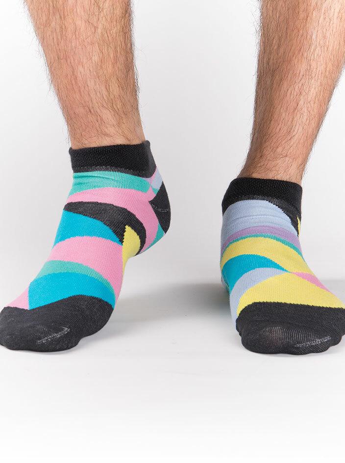 Krystál kotníkové ponožky
