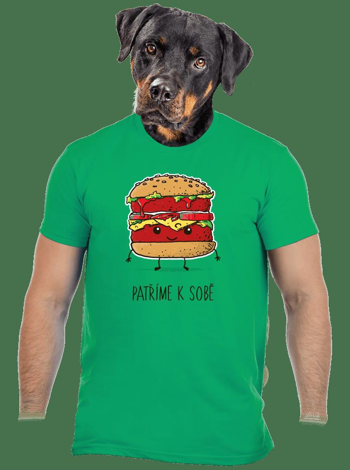 Patříme k sobě pánske tričko