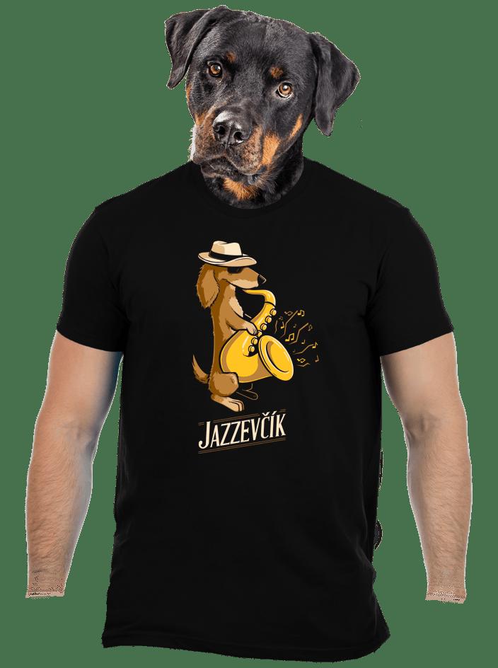 Jazzevčík pánske tričko