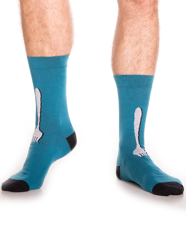 Vidlička ponožky