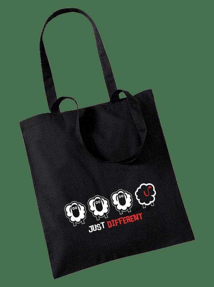Čierna ovca taška