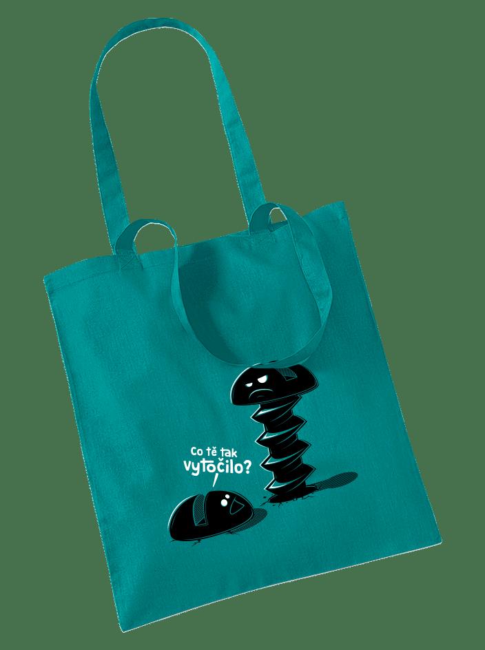 Vytočenej taška
