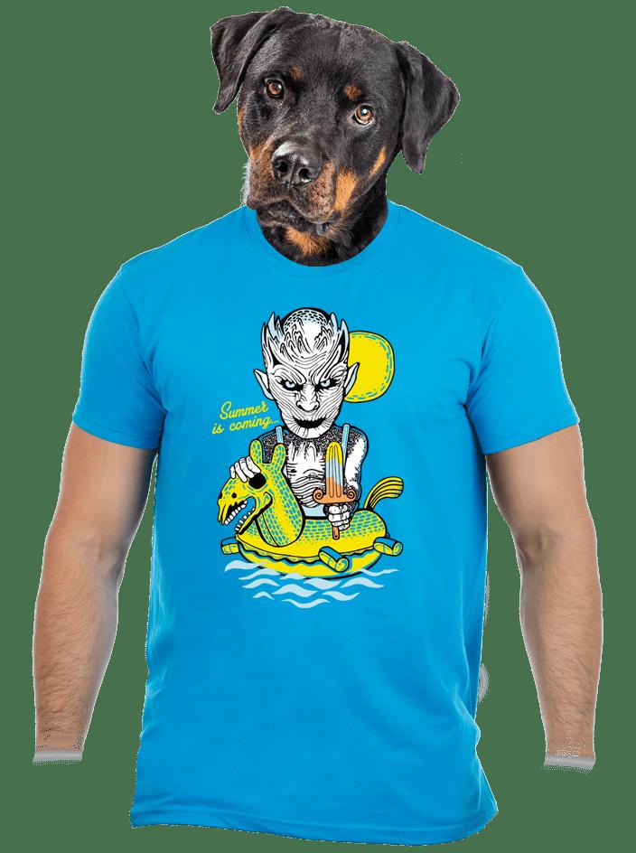 Summer is Coming pánske tričko