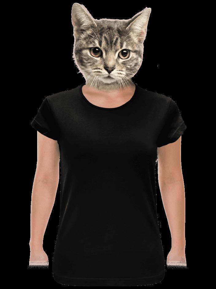 9530df4c685f Dámske tričko klasické čierne