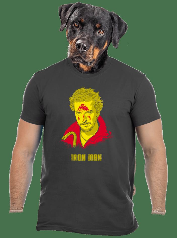 Žehliman pánske tričko