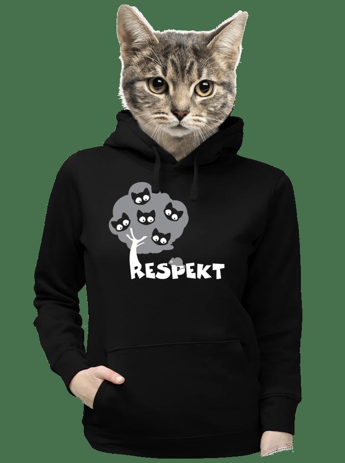Respekt dámska mikina  1812a1cfafc