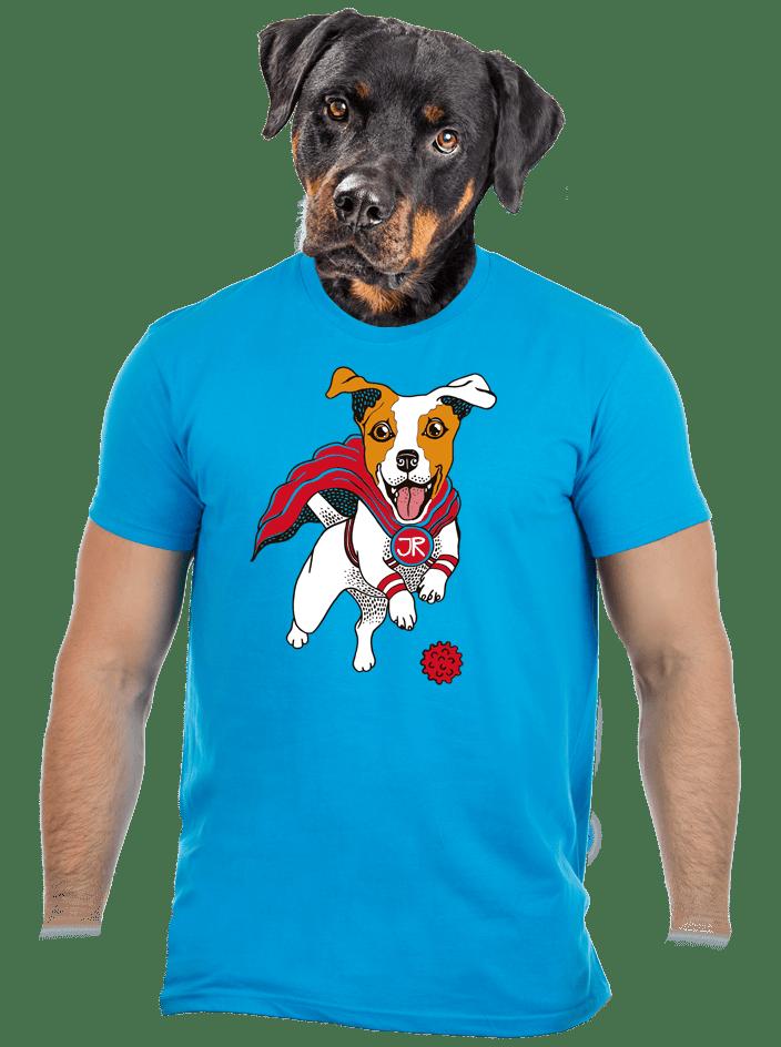 Jack Russell pánske tričko