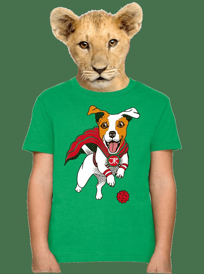 Jack Russell detské tričko