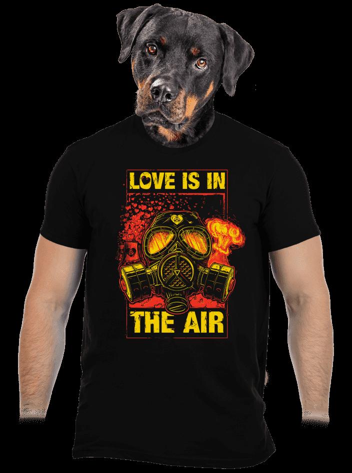 Love is in the Air pánske tričko
