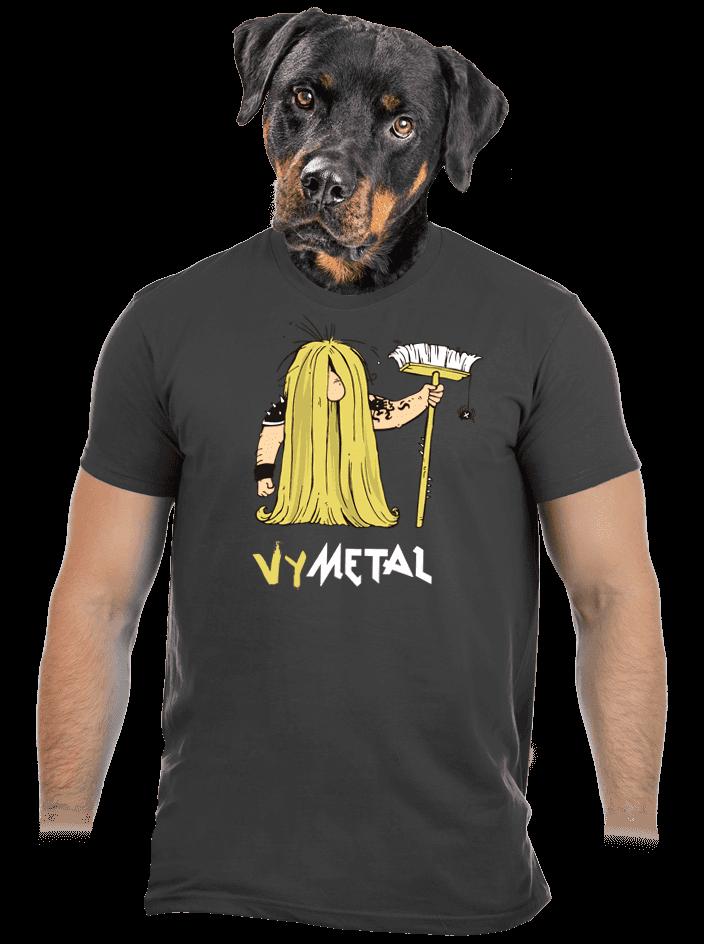 Metalista pánske tričko