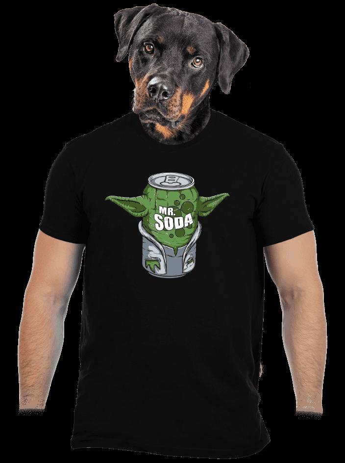 Mr. Soda pánske tričko