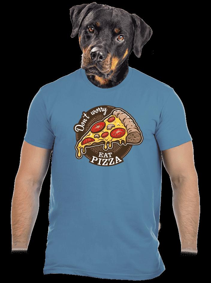 Pizza pánske tričko