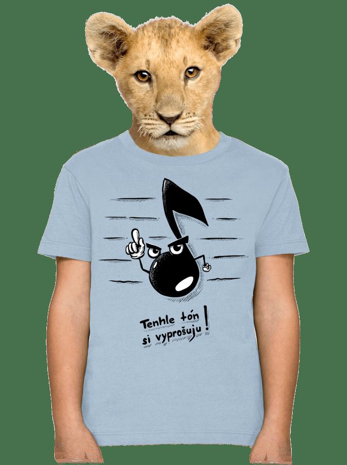 Tón detské tričko