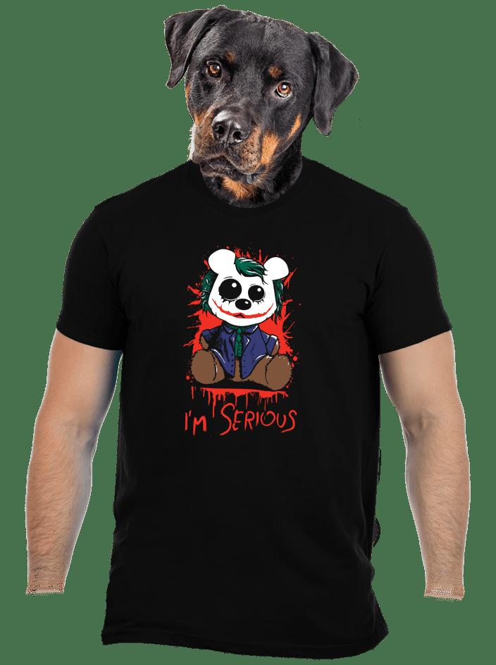 Serious pánske tričko