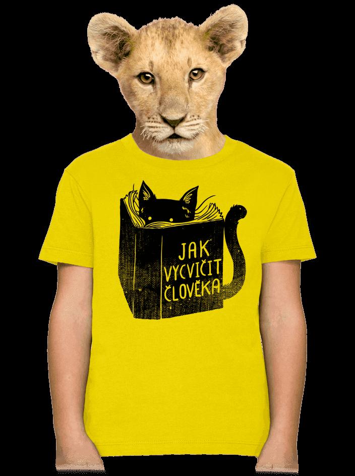 Povinná četba detské tričko
