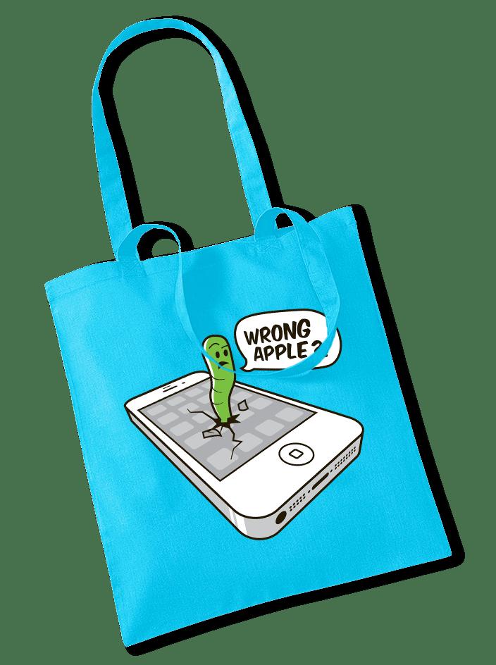 Wrong Apple taška