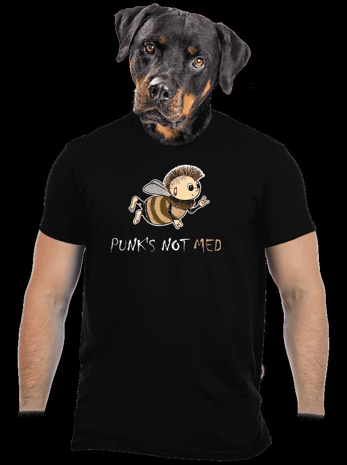 Punk's Not Med pánske tričko