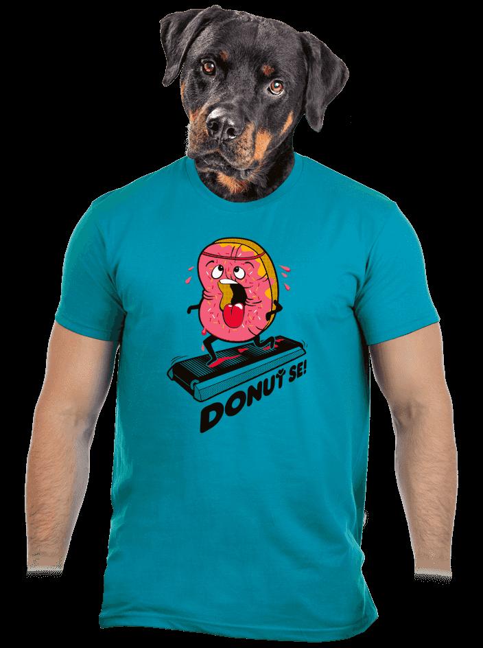 Donuť se pánske tričko