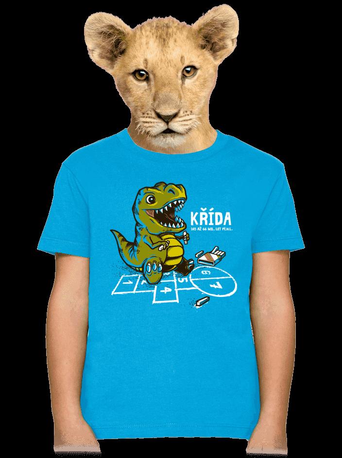 Křída detské tričko