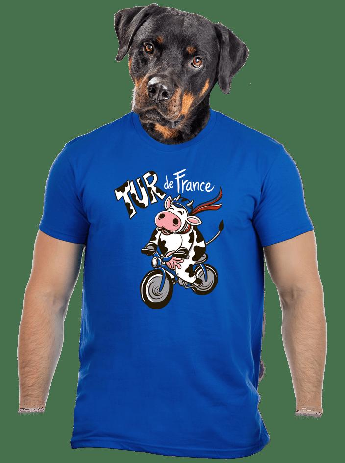 Tur de France pánske tričko