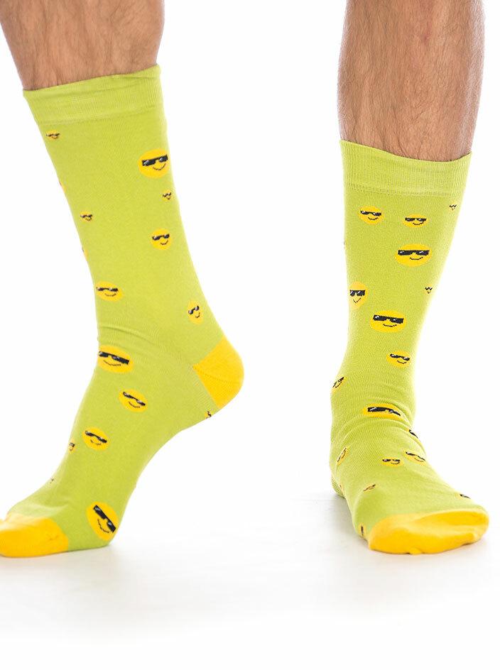 Smajlík borec ponožky