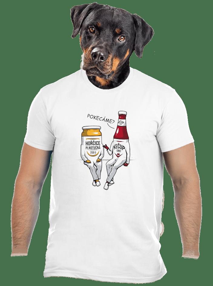 Pokecame pánske tričko