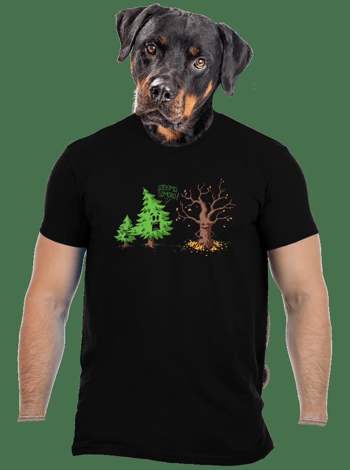 Sodoma Gomora pánske tričko